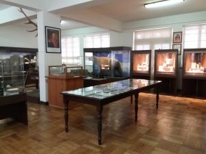 Sala museográfica